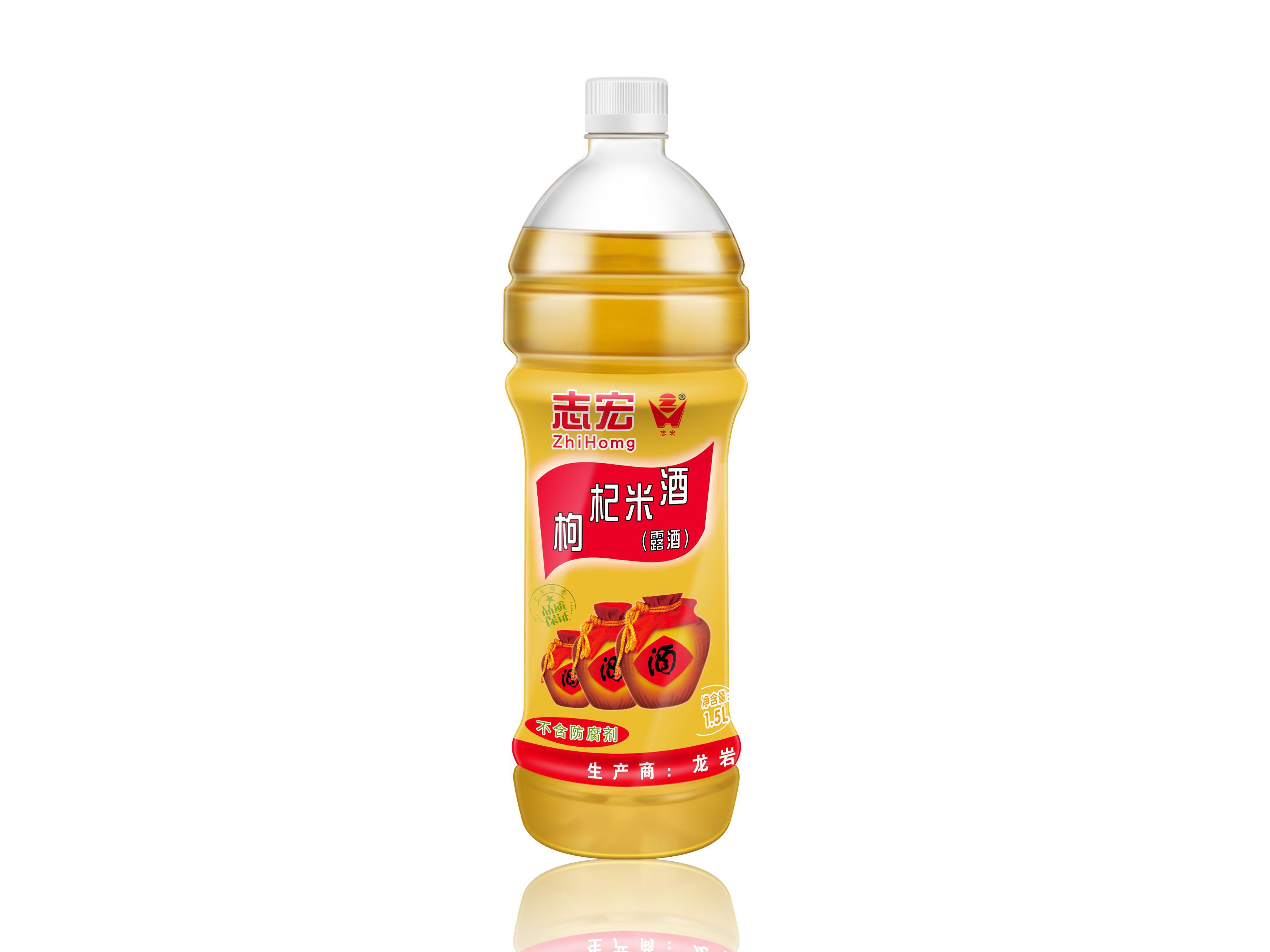 志宏枸杞米酒1.5